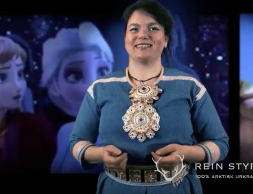 Disneyfilmen Frost 2 er inspirert av norsk reindrift og bærekraft